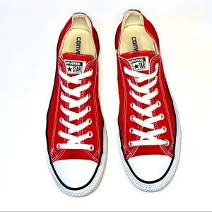CONVERSE All Star Red Sneakers